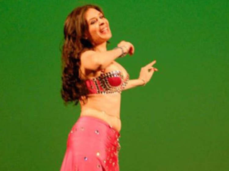 Egypt bellydancer outrage cuts party short