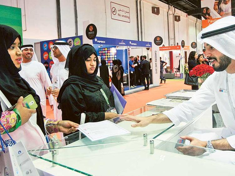 UAE firms hiring new staff at job fair   Business – Gulf News