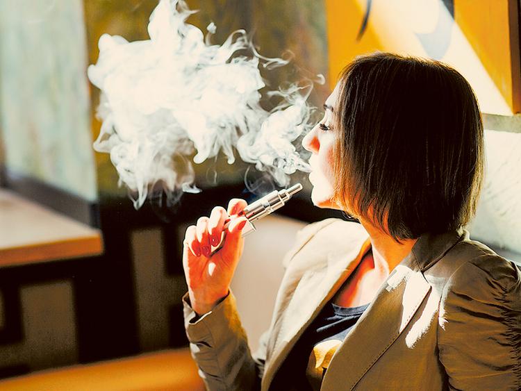 7ec9fa646a Vaping versus smoking - the case for e-cigarettes