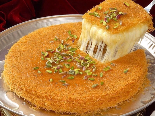 20 places to get amazing kunafa and Arabic sweets in the UAE | Going-out –  Gulf News