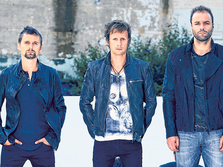 Muse's prog-rock paranoid fantasies in 'Drones' | Music