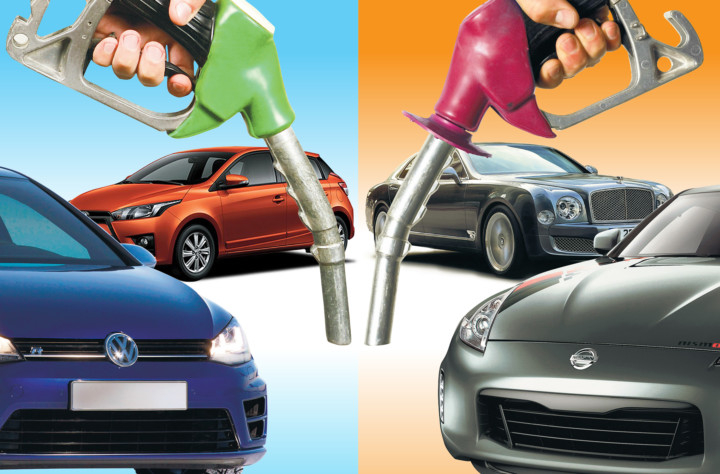 UAE's best and worst fuel economy cars | Uae – Gulf News