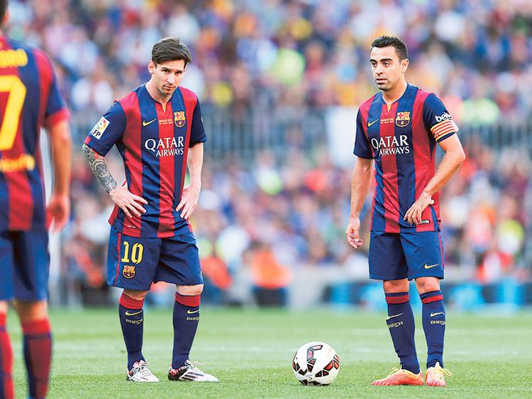 size 40 edc0f 6aeb5 Xavi Hernandez: I want to win everything with Al Sadd ...