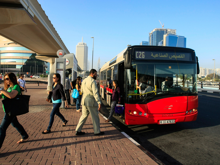 Complete guide to RTA bus routes in Dubai | Community – Gulf