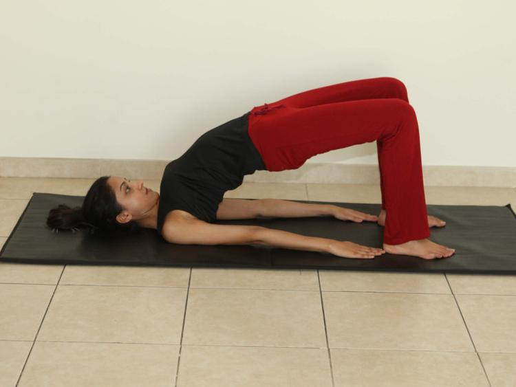 Yoga For Uterine Prolapse Health Fitness Gulf News