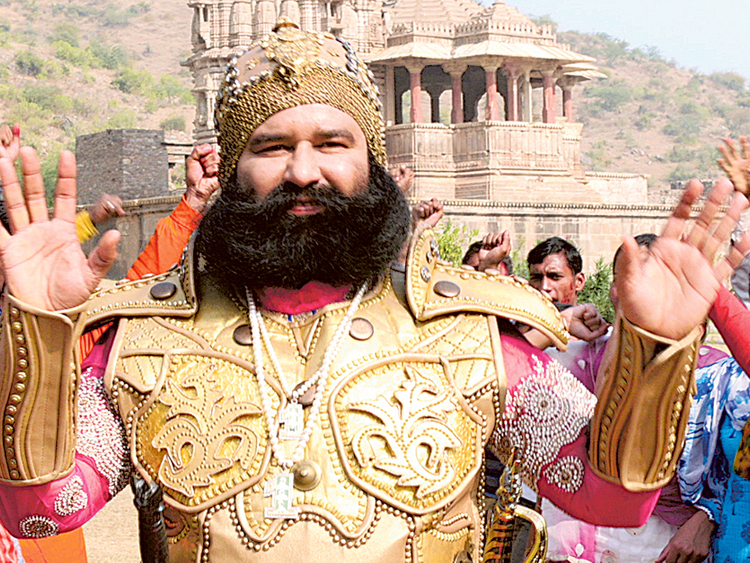 MSG: The Messenger' banned in two Indian states