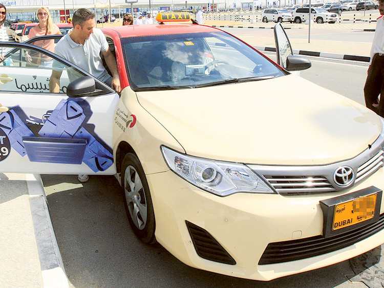 Now, book and get a Dubai taxi in 4 minutes | Transport