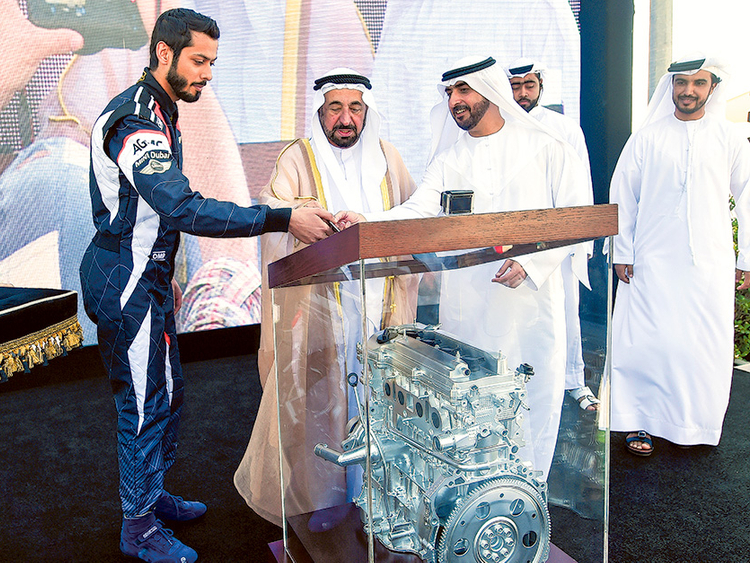 Sharjah's new used car market has room for 25,000 vehicles