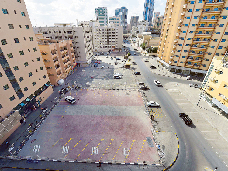 Abu Shagara bids goodbye to parking nightmare | Transport