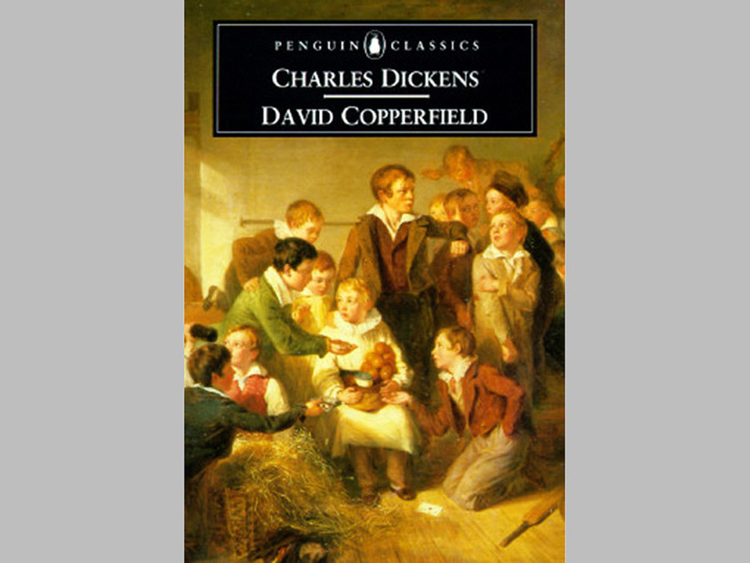 Image result for david copperfield book images
