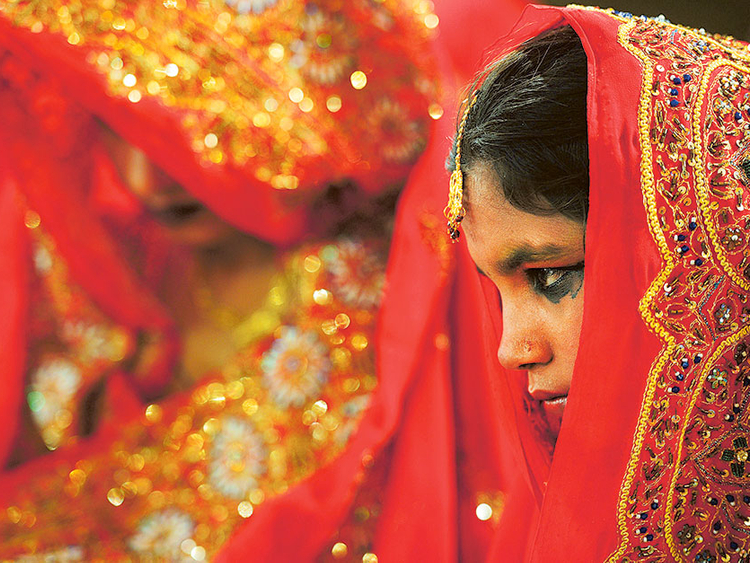 In Pakistan, a wedding is the loudest announcement of what your
