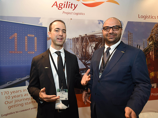 Agility to invest about Dh95m in Abu Dhabi expansion