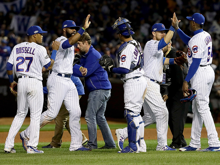 9fc371606 Baseball: Cubs on the cusp after 5-2 win over Giants