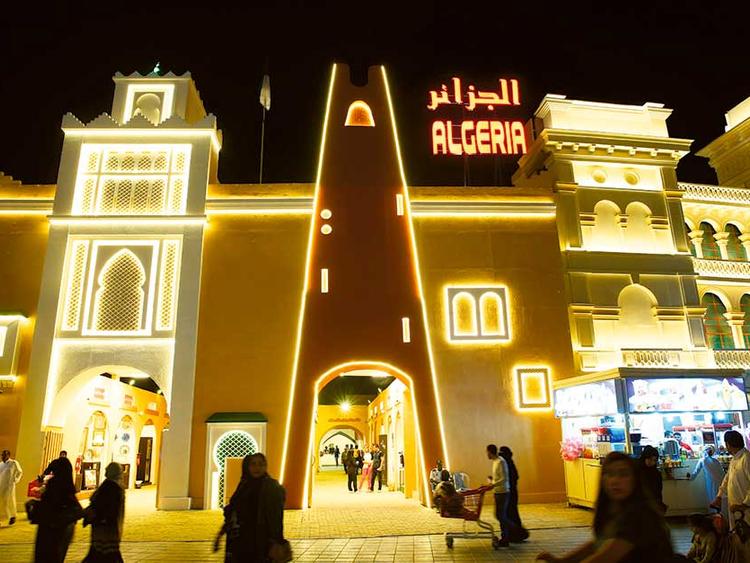 Algerian Pavilion Opens In Global Village Arts Culture Gulf News