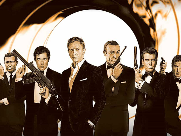 24-hour James Bond channel launched by OSN