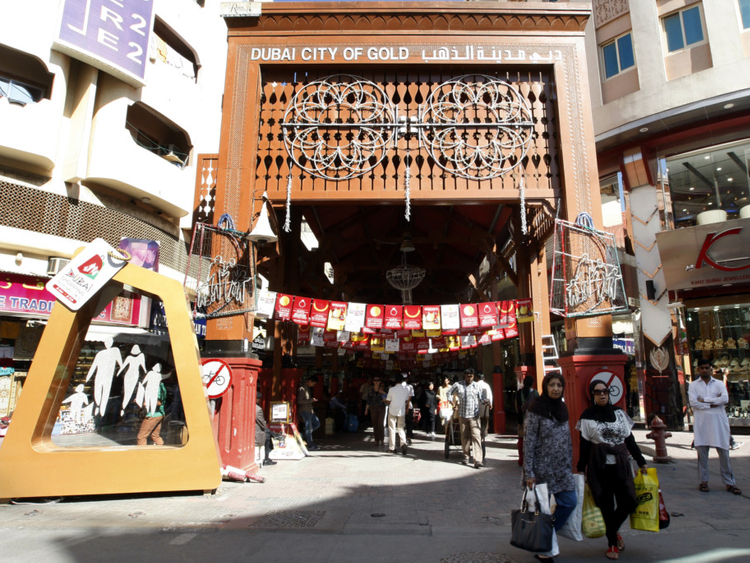 Dubai's Gold Souq feels Indian demonetisation heat | Retail