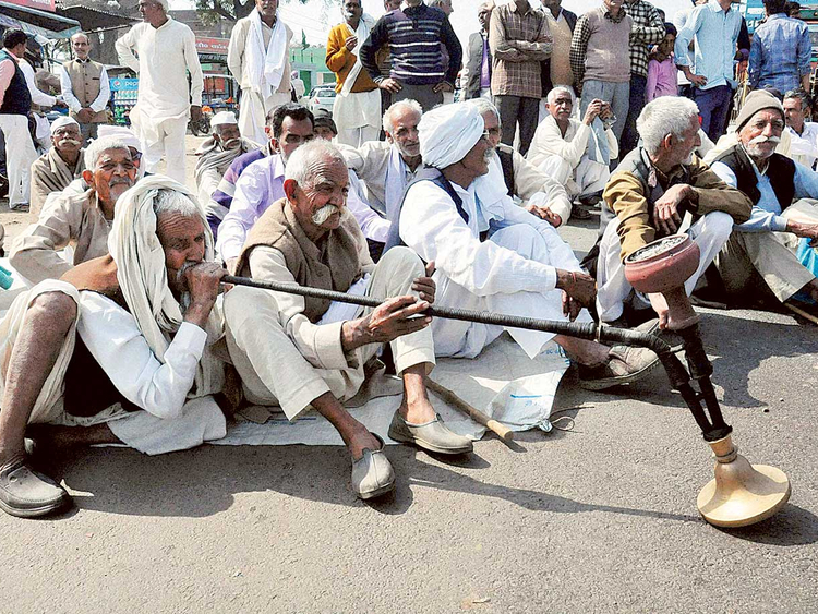 Jats cripple Haryana, BJP promises reservation | India