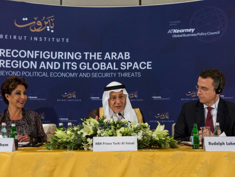 Saudi prince stresses need to revitalise Saudi-Iran dialogue