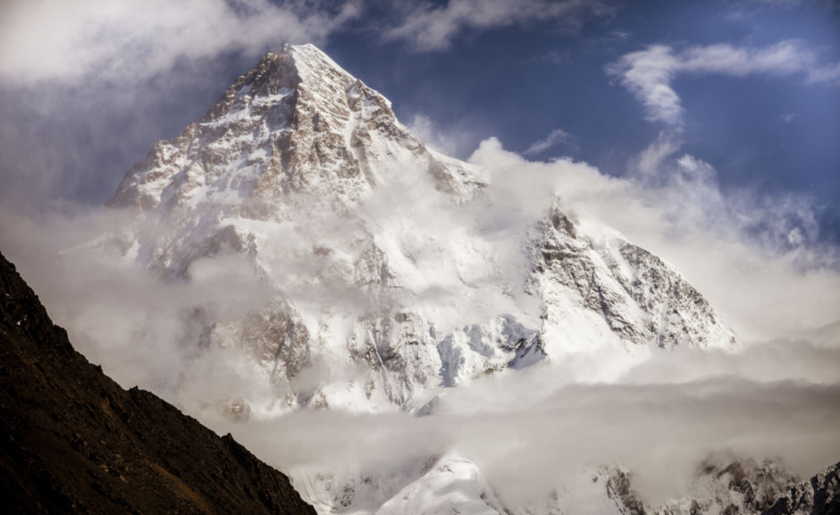 Bodies of three missing climbers spotted on Pakistan's K2