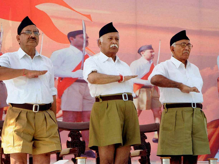 Rabri Devi forced RSS to change dress code, says Lalu | India ...