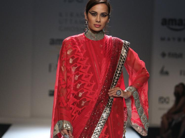 Kiran Uttam Ghosh Adds Sparkle And Excess Fashion Gulf News
