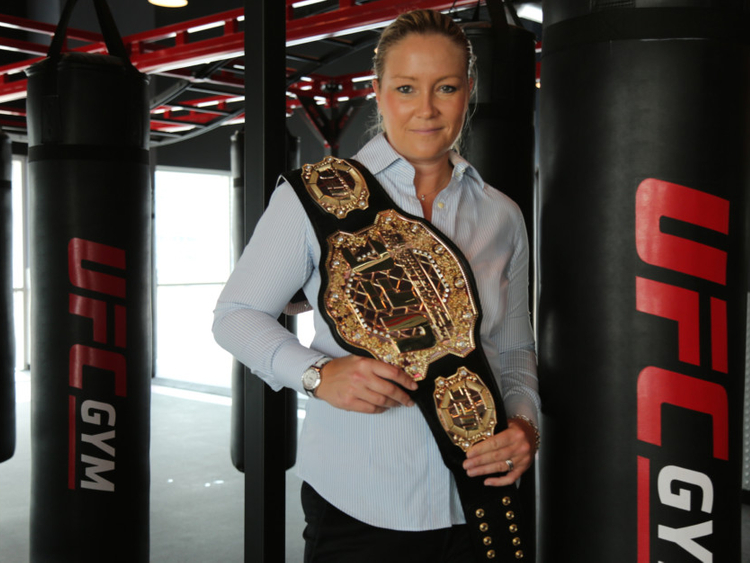 UFC Gym offers exciting new fitness-related opportunities