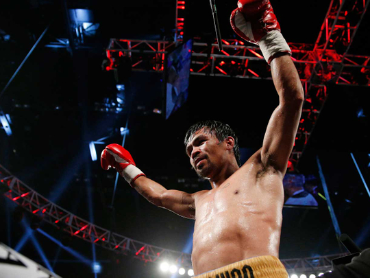 It's confirmed: Manny Pacquiao is running for Philippine president in May 2022 elections