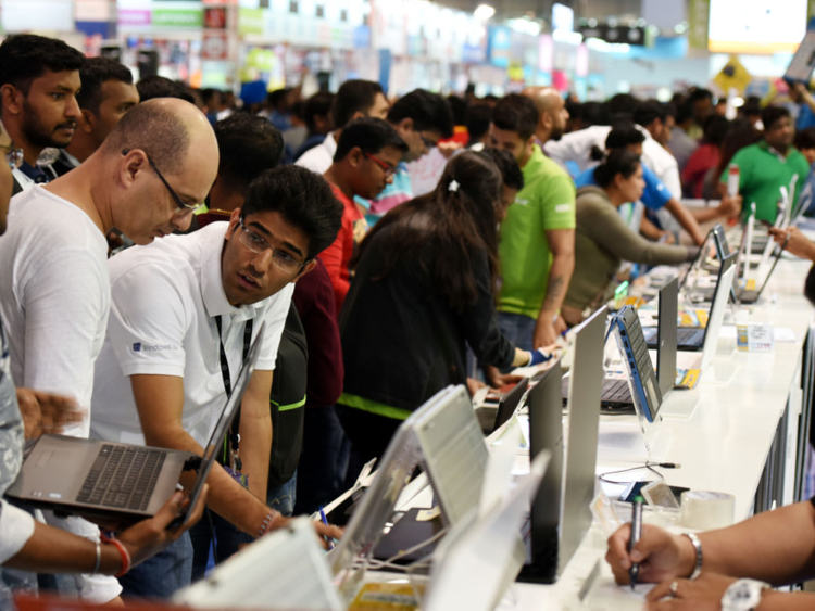 Most Gitex retailers confident of meeting sales target