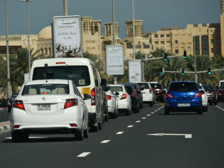 How Dubai's traffic signal system works | Transport – Gulf News