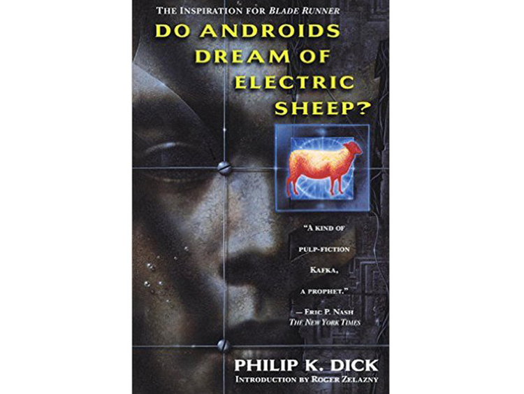 Do Androids Dream of Electric Sheep?' by Philip K  Dick