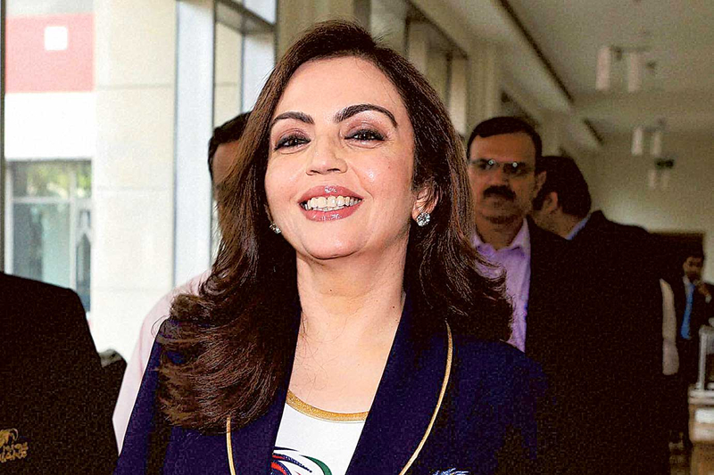 Reliance will bear full cost of COVID-19 vaccination for employees and families: Nita Ambani