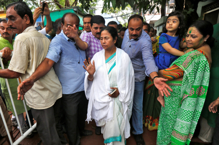 Fierce West Bengal election tests Modi's campaign to remake India