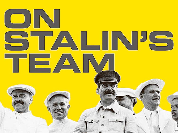 On Stalins Team By Sheila Fitzpatrick Review Books Gulf