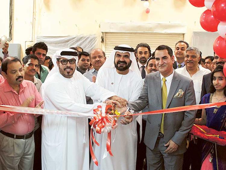 AIS inaugurates Dh350m Ajman food plant