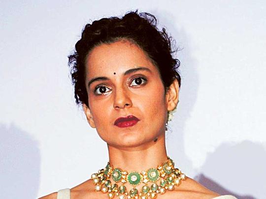 Kangana Ranaut 'hated bathing' | Bollywood – Gulf News
