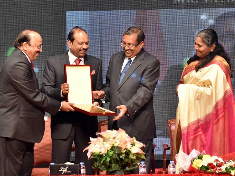 Indian ambassador accorded a farewell