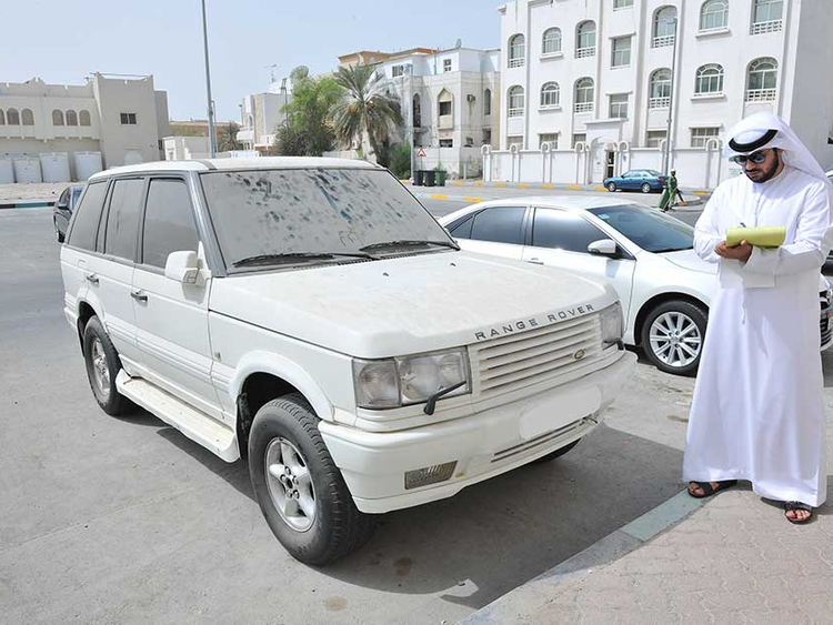 Dubai Clamps Down On Dirty Cars With Dh500 Fine