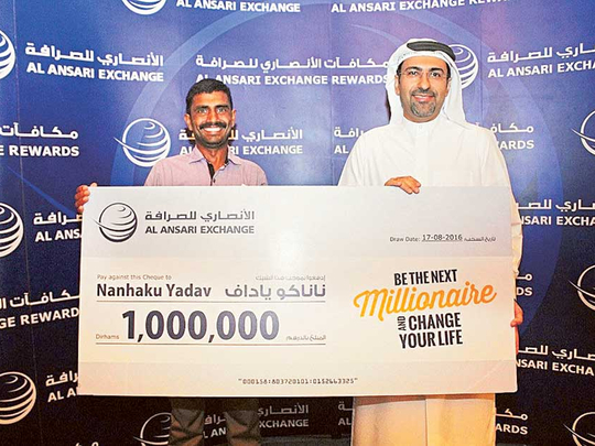 Indian mason wins Dh1m, wants to build mall | Society ...
