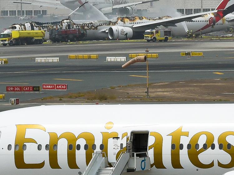 Emirates offers EK521 passengers $7,000 in financial