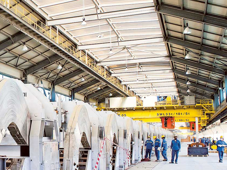 UAE aluminium giant heads upstream | Property – Gulf News