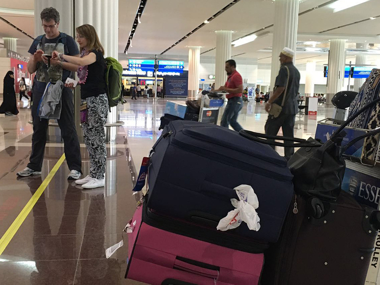 Nearly 200 flights cancelled at Dubai International | Uae
