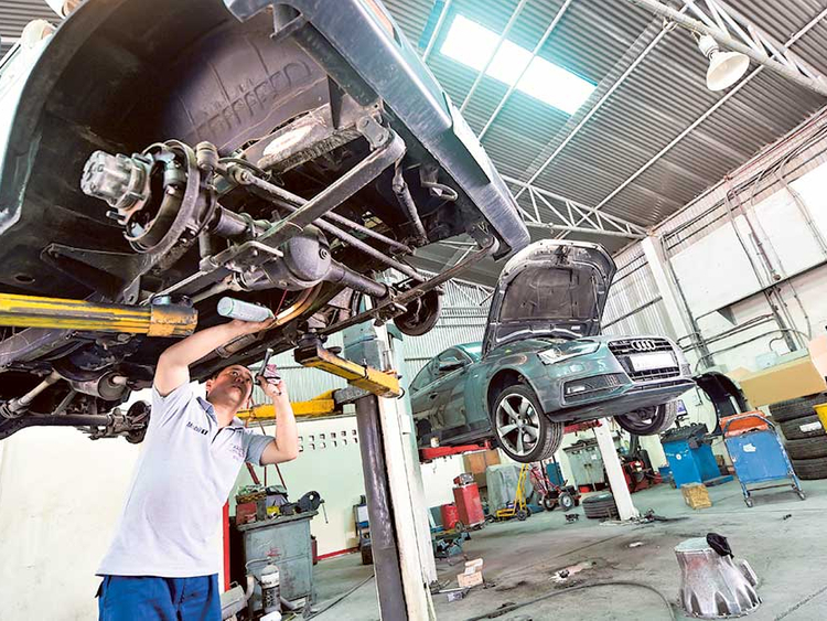 Auto Workshops How Good Are They Society Gulf News
