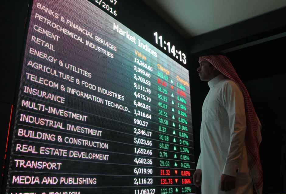 UAE, Gulf stocks claw back some of their losses in topsy-turvy day