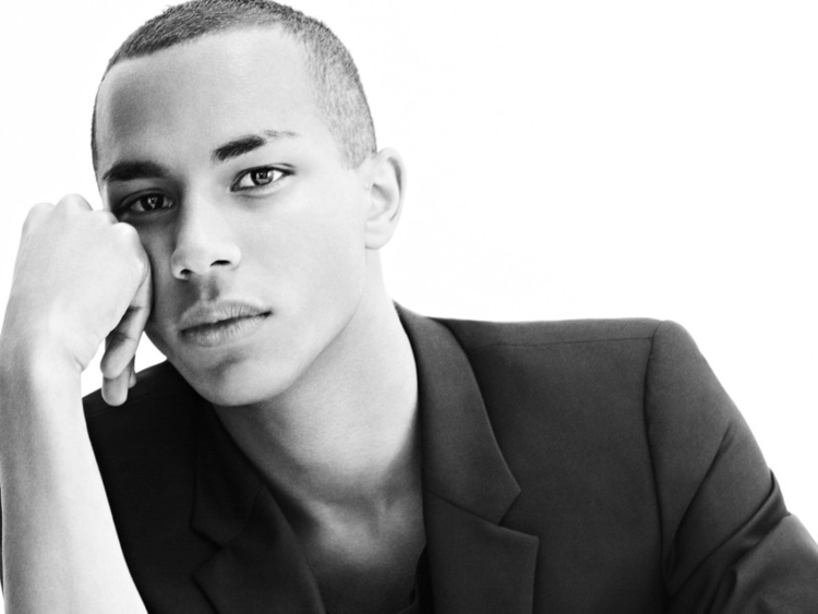 a9575e59824f Olivier Rousteing and his blingy Balmain Army