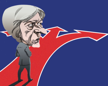 New UK prime minister faces daunting challenges