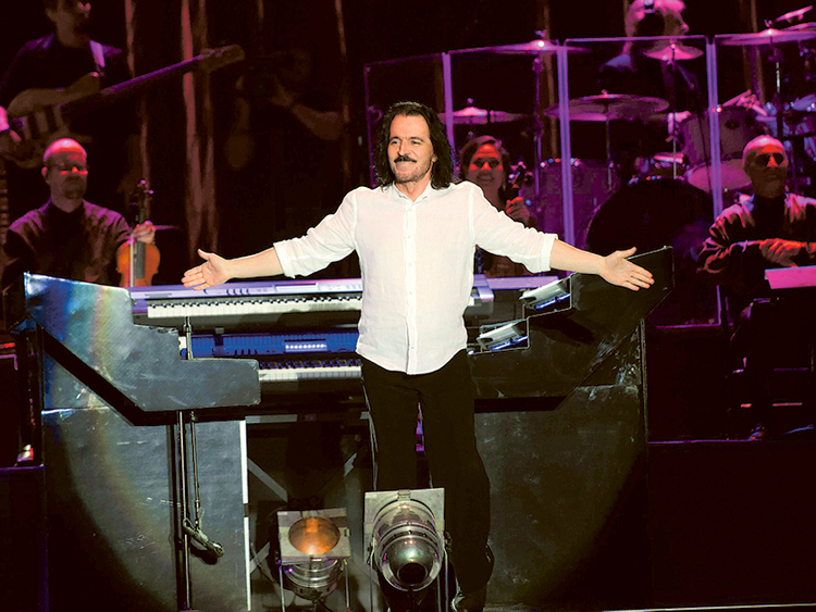 Yanni review: Everything you expect — and more | Music