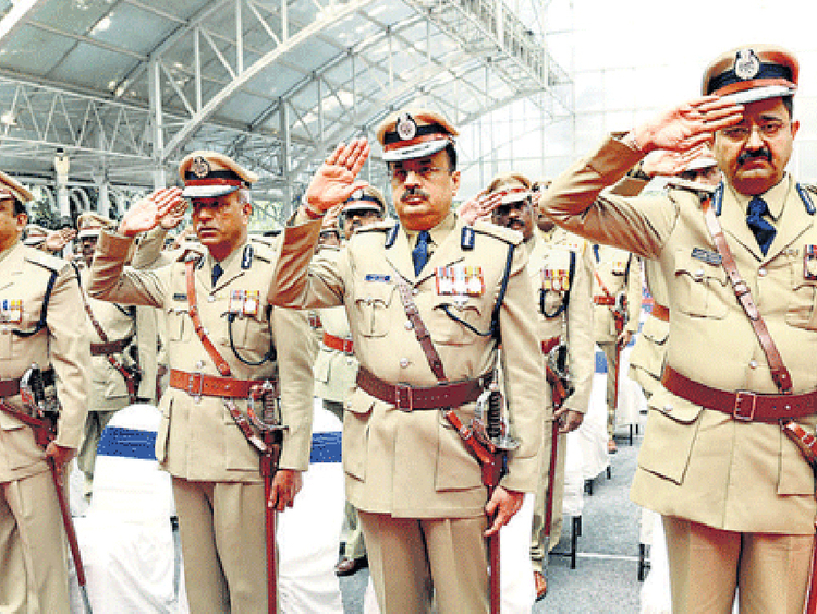 Central forces shed colonial legacy