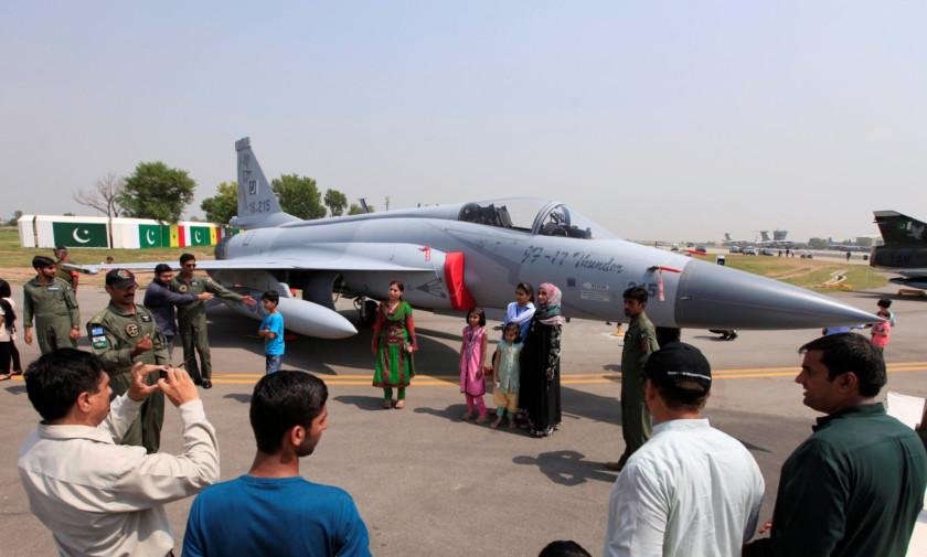 Pakistan adds 16 new fighter jets to its fleet   Pakistan