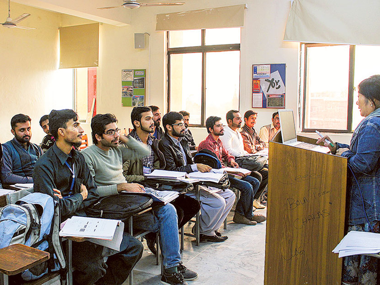 Foreign language interest on the rise among Pakistanis