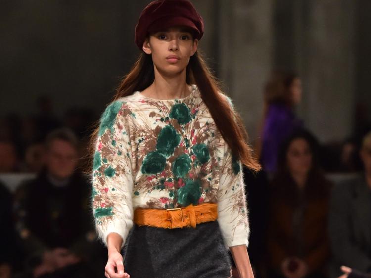 23b61cb78a Milan Fashion Week  Missoni brings colour